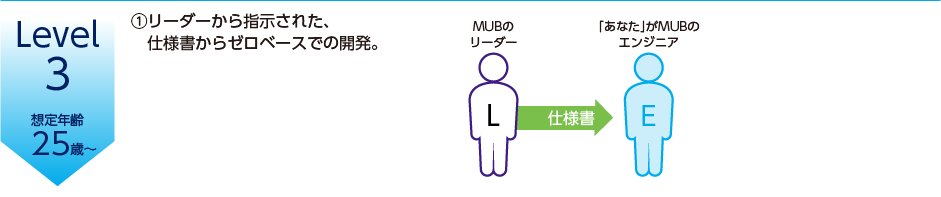 Level.3/想定年齢:25歳〜/予想年俸300万円