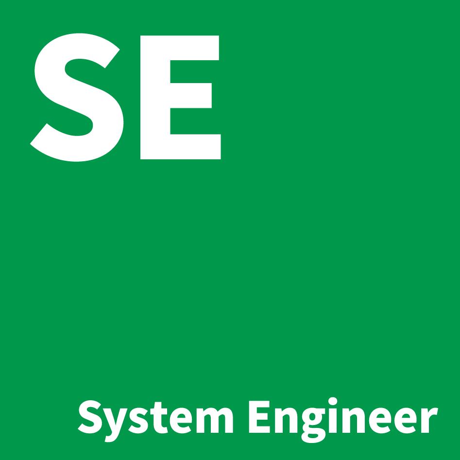[バッジ]SE/System Engineer